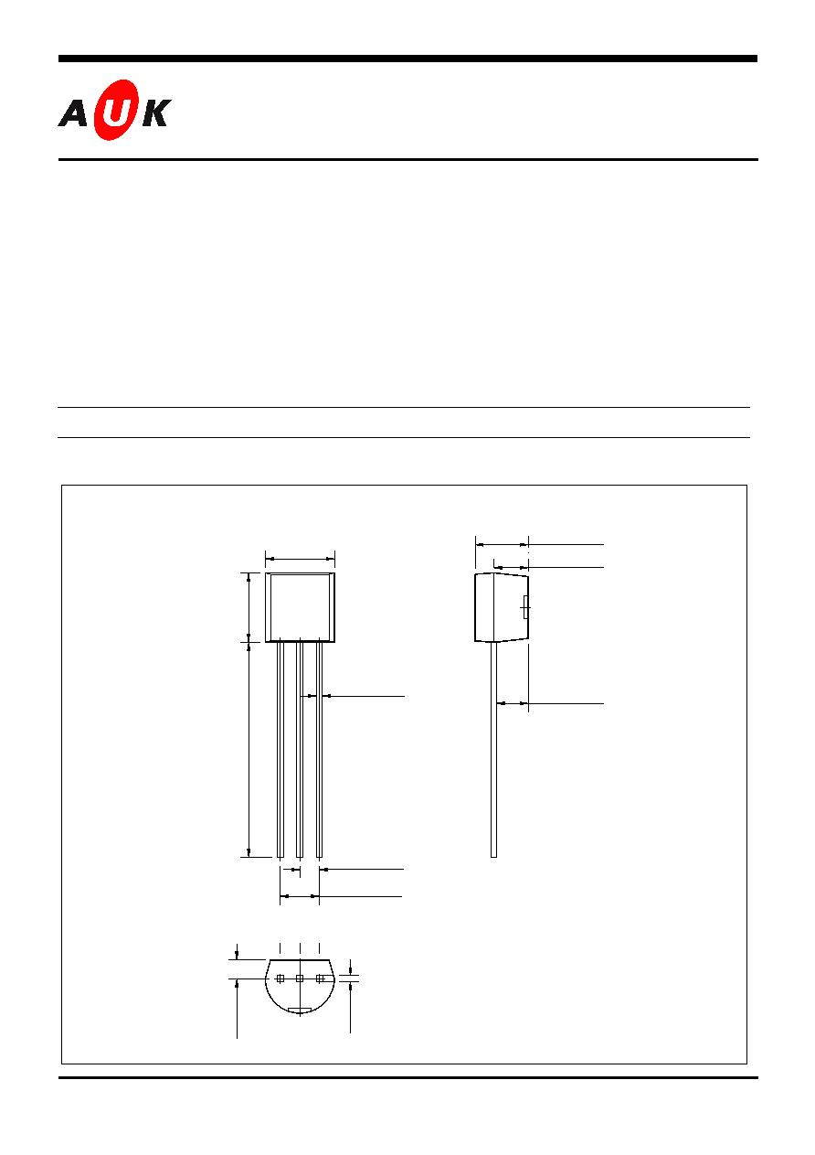 S9013 (AUK) - Npn Silicon Transistor | HTML.datasheet