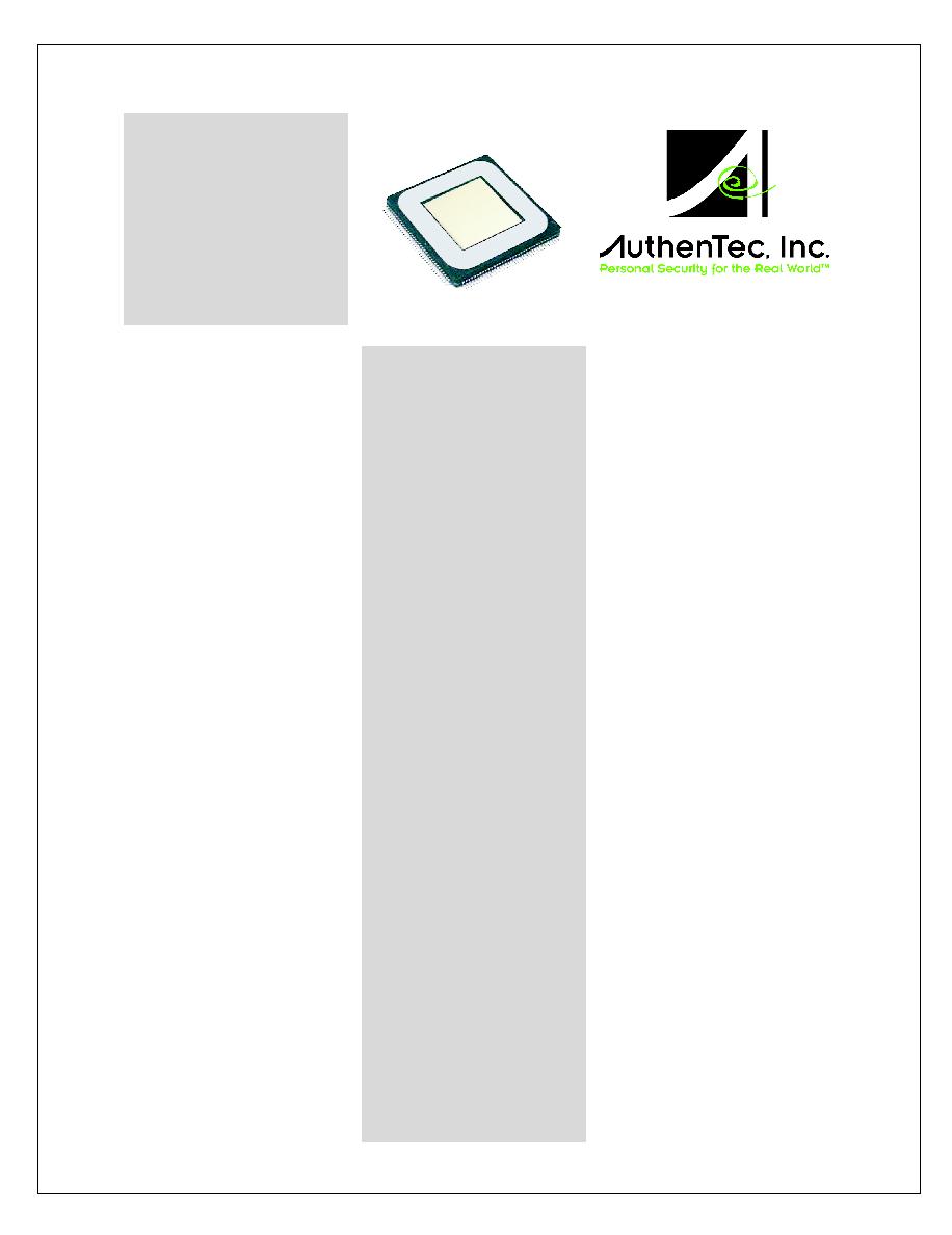 AUTHENTEC AES4000 TRUEPRINT SENSOR DRIVER DOWNLOAD