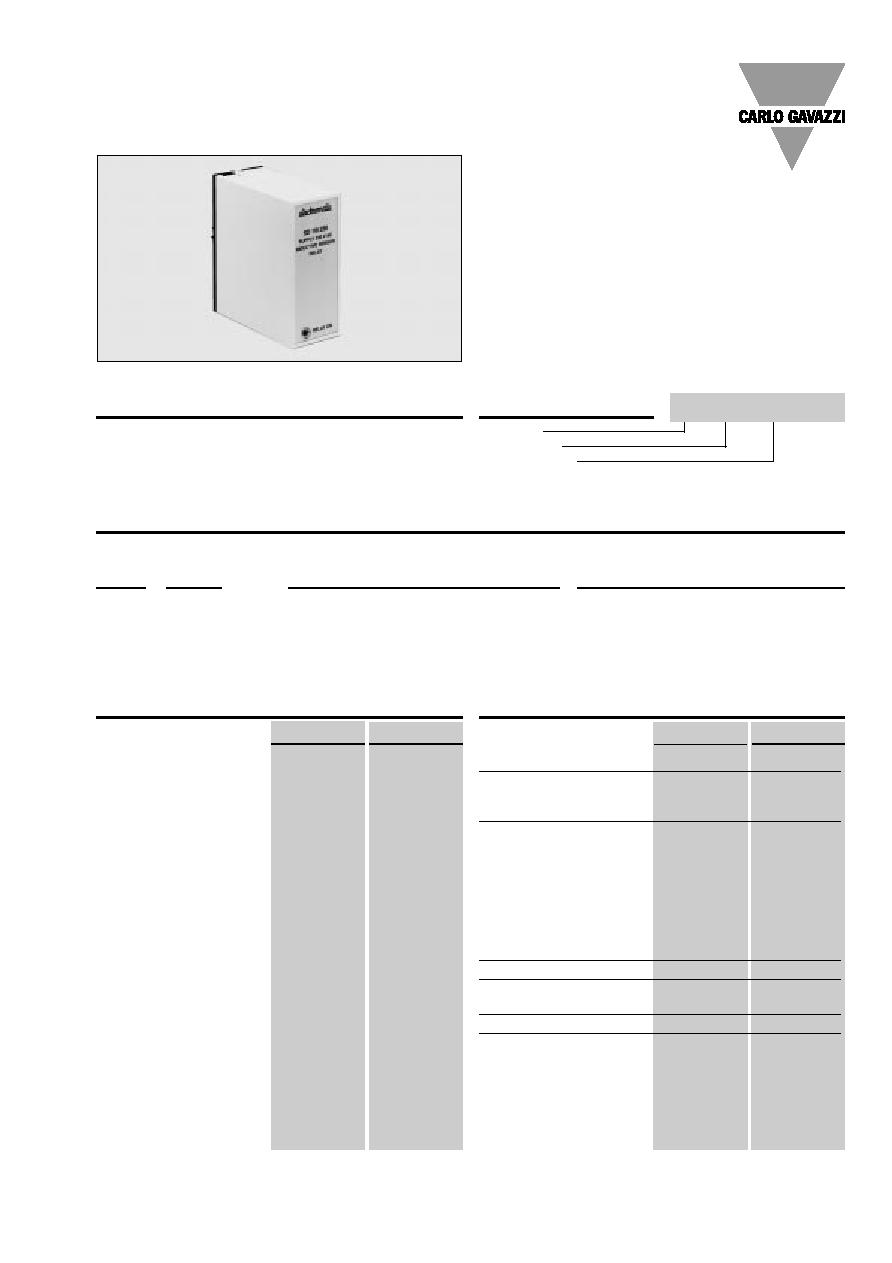 Sd110115 Carlo Gavazzi Namur Amplifiers Html Datasheet