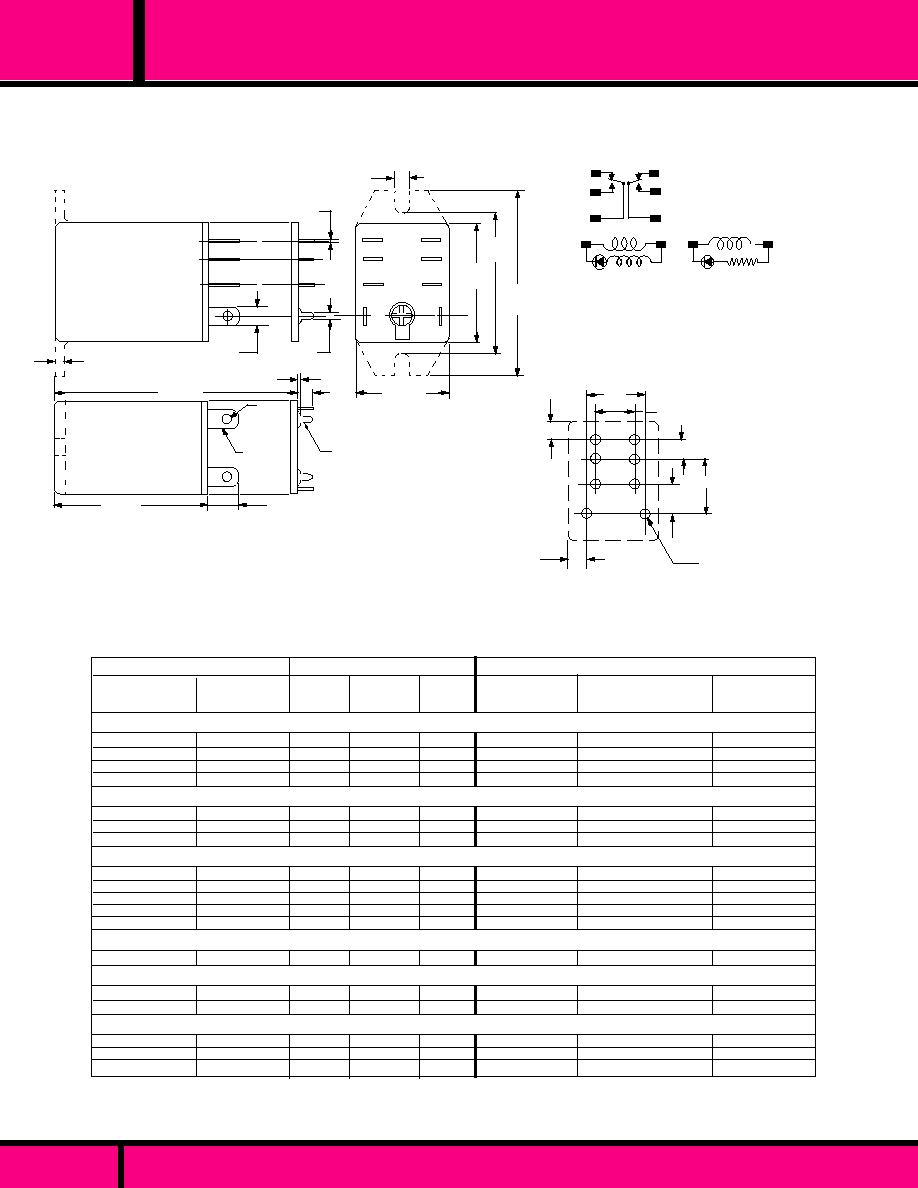 W388acqx 10 Electronic Devices Relay Flange Mount 230v Html Schematic Symbol Pcrelay For The Style