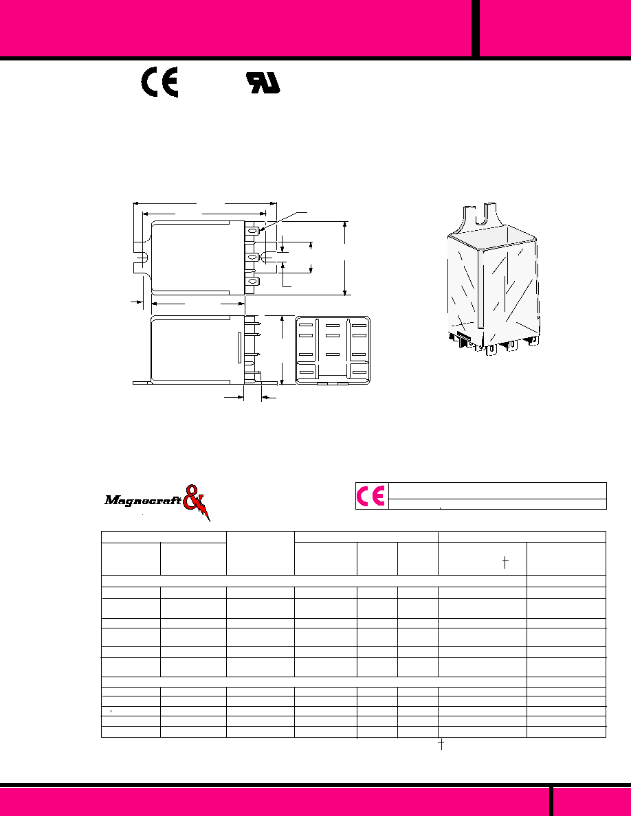 W388acqx 10 Electronic Devices Relay Flange Mount 230v Html Schematic Symbol Pcrelay For The
