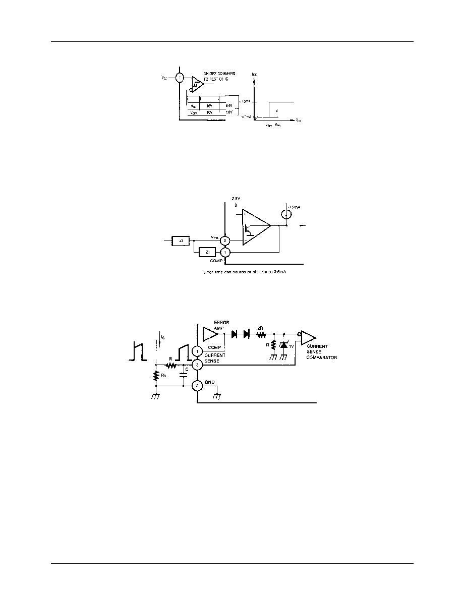 UC3844 (Fairchild) - SMPS Controller | HTML datasheet