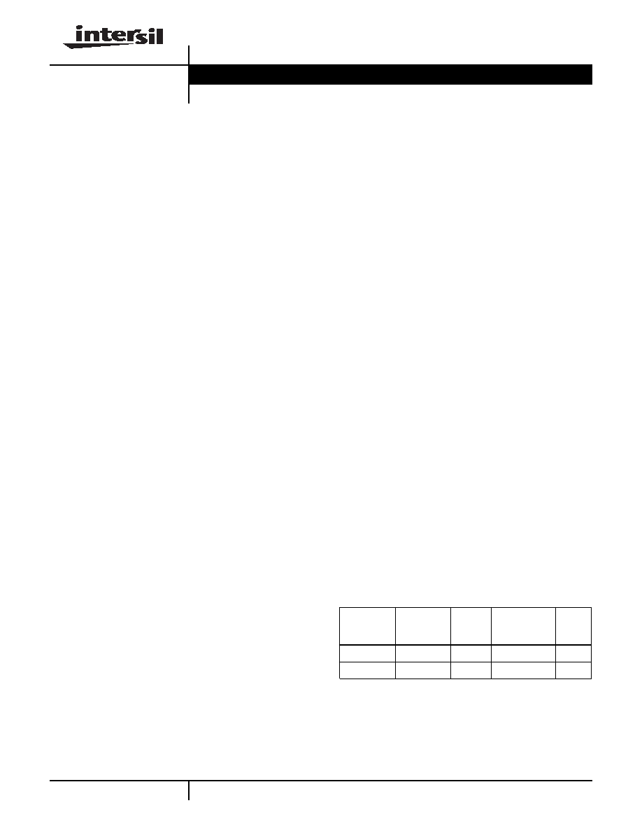 Isl6312 Intersil The Four Phase Pwm Control Ic Providesa Controller 1