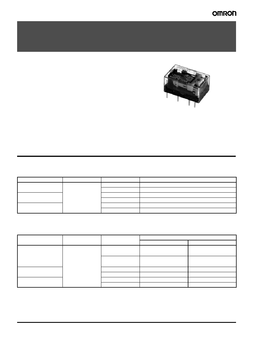 G5a 237p Omron Low Signal Relay Data Sheet Htmldatasheet M1b Condenser Wiring Diagram Document Outline