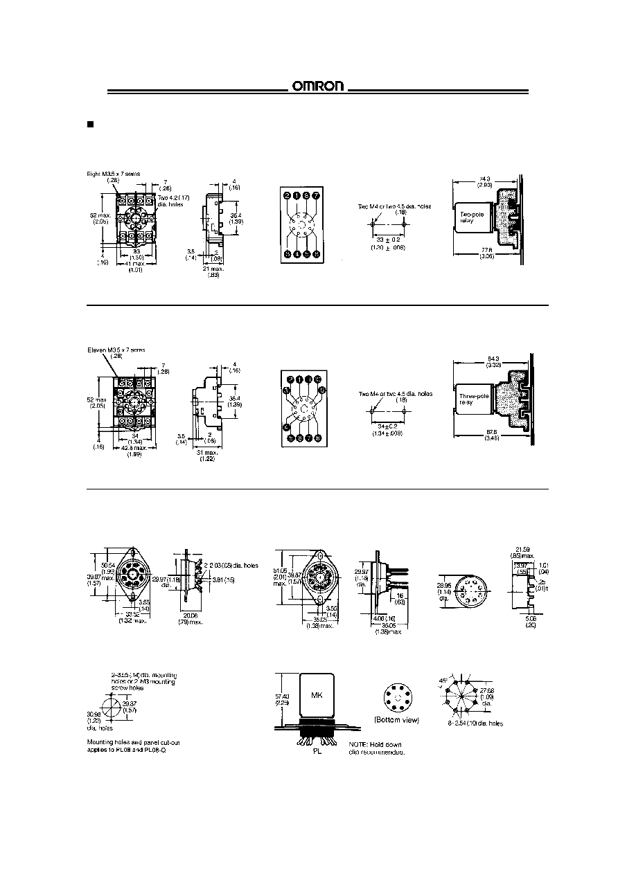 Omron Mk2p S Wiring Diagram 110v Dc Relays Coils Wire Diagrams General Purpose Relay I Html Datasheet Ly2 006223 Ua