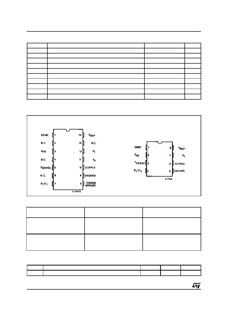 Uc2844 datasheet