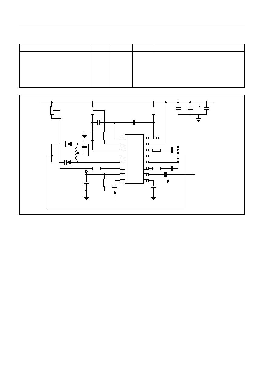 Sl1461 Zarlink Wideband Pll Fm Demodulator Htmldatasheet Circuit Schematic Diagram 4